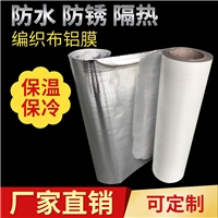 廠家供應編織布鋁膜
