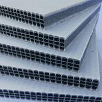 新型桥梁工程塑料建筑模板生产线