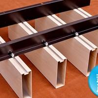 供应欧佰铝方通 50100型材木纹铝方通