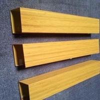 广安3D木纹铝方通阻遏厂家直销
