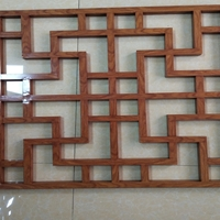 楚雄木纹铝窗花幕墙价格优惠铝窗花定制厂家
