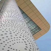 外墻鋁單板制作過程需要多久
