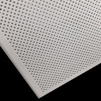 鋁扣天花工裝板 XW-L6603全沖孔鋁方板
