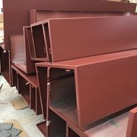 KTV定制外墙氟碳铝单板 白色铝合金板