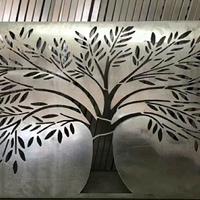 萍乡艺术镂空铝单板厂家直销 浮雕铝单板