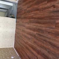 锁扣地板办公室防潮一站式解决