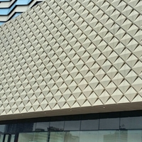 铝合金外墙铝板生产厂家