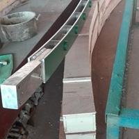 R6米平尺型铝合金对弧样板