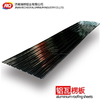 铝瓦楞板用处 仿古铝瓦价钱若干钱一平方