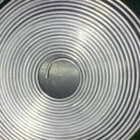 普通环保圆盘铝管 6061薄壁铝方管