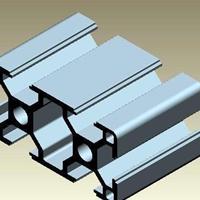 工业铝型材挤压加工 铝型材加工氧化
