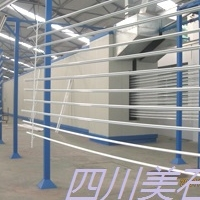 鋁型材噴塑噴粉生產線