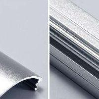 6061、6063型材极阳氧化铝合金型材 挤压铝