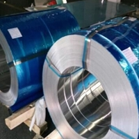 佰恒供应5754氧化铝带 2024铝卷厂家 包分条