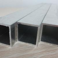 济南供应7075铝方管6061-t6铝合金方管厂