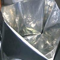 供应方底立体铝箔袋厂家直销