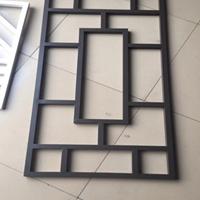 福建復古鋁窗花價格 型材鋁窗花直銷廠家