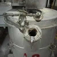 茶壶式铝水中转包 铝液转运包
