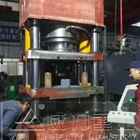 630吨稀土合金粉末压块机