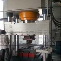 滕州1200吨高铝耐火砖成型液压机