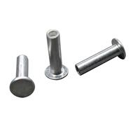 藍泰五金廠家直銷現貨供應平頭鋁半空心鉚釘