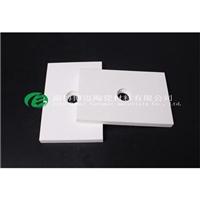 耐磨陶瓷衬板在火电厂行业中的应用