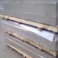 1.5厚鋁板5052H32單面貼膜 4米長平板
