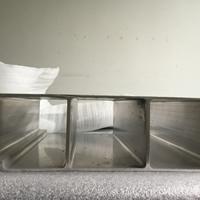 大截面轨道交通铝型材生产加工厂家