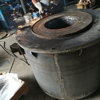 坩埚式电阻熔铝炉