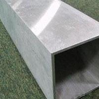 国标6063铝合金方管 6063铝方管批发价格