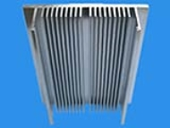 江苏大截面插片散热器铝型材生产加工厂价格