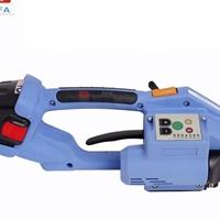 托辊塑钢带打包机 无缝钢管手提电动打包机