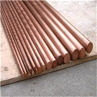 厂家可直销各种规格紫铜棒 可发图加工