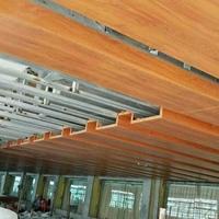 氟碳喷涂木纹铝单板