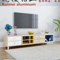 锐镁铝业全铝定制全铝茶几全铝电视柜