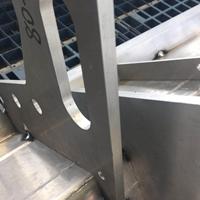 挤压铝型材焊接 批量焊接挤压铝型材