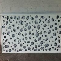 外墙冲孔氟碳铝单板_幕墙装饰冲孔铝单板