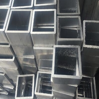 环保AL5052铝方管供货商