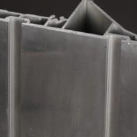 专业生产大截面船舶铝型材轨道交通铝型材