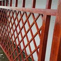 潮流新品45度斜边菱格护栏铝窗花独创新品