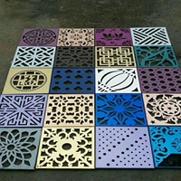 徐州镂空铝单板装饰厂家 雕花铝单板价格