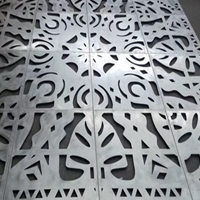 宿迁艺术镂空铝单板幕墙 雕刻铝单板价格