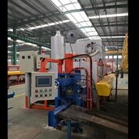 全自动长棒热剪炉生产厂家挤压生产线