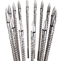 pc高温料专用螺杆料管