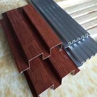 无锡弧型铝单板幕墙 材料长城凹凸铝单板厂