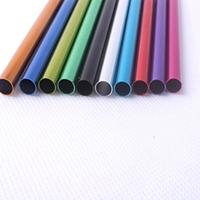 彩色7075铝管 铝管阳较氧化加工