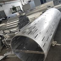 弧形包柱铝单板,镂空包柱铝幕墙