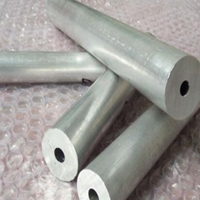 供应6082厚壁铝管 彩色铝方管圆管 任意零切