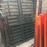 锌钢护栏立式喷涂线