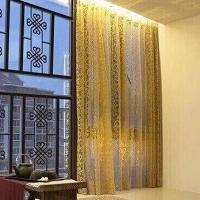 铝艺窗花、艺术花格定制案例